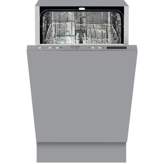 Посудомоечная машина узкая Weissgauff BDW 4543 D - купить в интернет магазине с доставкой, цены, описание, характеристики, отзывы