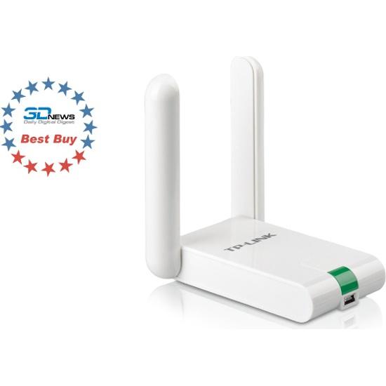 Wi-Fi адаптер TP-LINK TL-WN822N- низкая цена, доставка или самовывоз по Твери. Wi-Fi адаптер Тп Линк TL-WN822N купить в интернет магазине ОНЛАЙН ТРЕЙД.РУ.