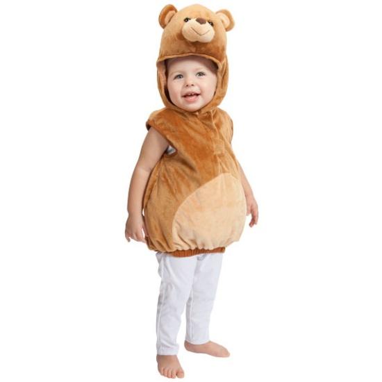 Карнавальный костюм WINTER WINGS N02380 Медведь жилет 3-4 года - купить в  интернет магазине 9a8520d06222b