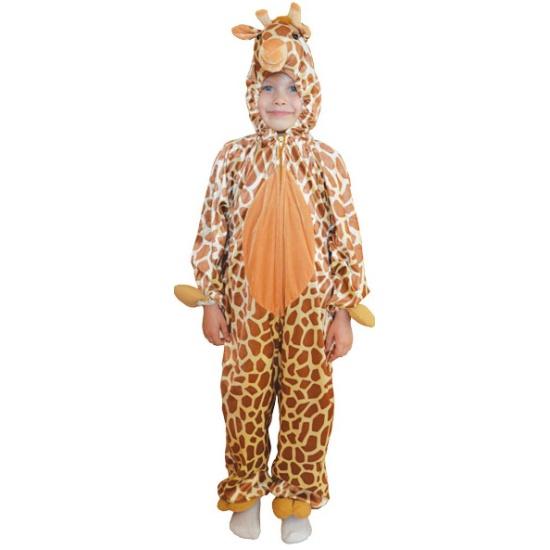 Карнавальный костюм WINTER WINGS N02384 Жираф комбинезон 5-7 лет - купить в  интернет магазине ea4b2eecfece5
