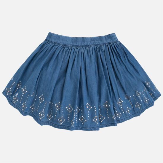 детские восточные юбки