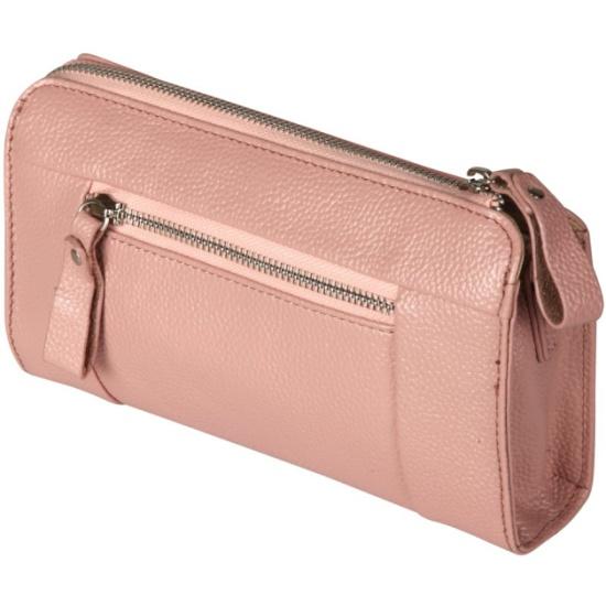 b88649e9b8d1 Сумка женская SERGIO BELOTTI 22 pink, светло-розовый Изображение 5 - купить  в интернет