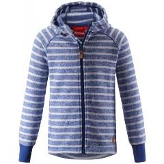 ab40a0a5d0aa Кофта Reima 516394-6790-116 для мальчика, цвет синий, размер 116 ...