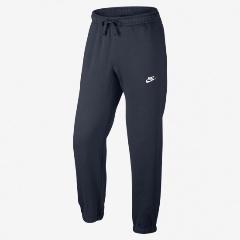 89ed0b16 Спортивные брюки NIKE 804406-451 Sportswear Pant мужские, цвет темно-синий,  размер