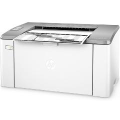 Лазерный принтер HP LaserJet Ultra M106w (3 полных картриджа для печати до 6900 стр. в комплекте) Изображение 4 - купить в интернет магазине с доставкой, цены, описание, характеристики, отзывы