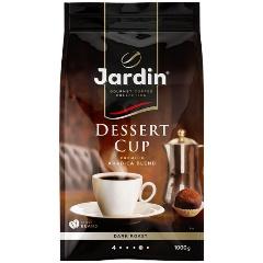 Кофе в зернах JARDIN DESSERT CUP 1000г, м/у