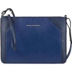 e3a85a11986a Сумка женская PIQUADRO Blue Square BD3883B2/MO, коричневый — купить ...