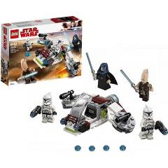 Конструктор lego star wars сокол тысячелетия на дуге кесселя