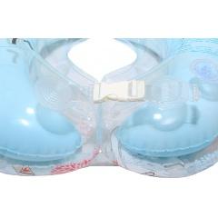 Круг на шею музыкальный ROXY KIDS Flipper, Лебединое озеро, голубой Изображение 6 - купить в интернет магазине с доставкой, цены, описание, характеристики, отзывы