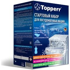Набор средств TOPPERR 3304 для посудомоечных машин