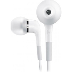 �������� Apple IN-EAR HEADPHONES WITH REMOTE AND MIC (ME186)