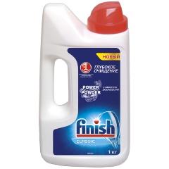 Порошок для посудомоечных машин FINISH Classic, 1 кг