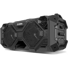 Портативная акустика SVEN PS-490 Изображение 1 - купить в интернет магазине с доставкой, цены, описание, характеристики, отзывы