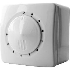 Регулятор скорости ERA РС-Н 2,5А для вентиляторов (накладной монтаж) Изображение 1 - купить в интернет магазине с доставкой, цены, описание, характеристики, отзывы