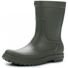 32fae3034 Резиновые сапоги Crocs 204862-3M9-M10 мужские, цвет хаки, рус. размер