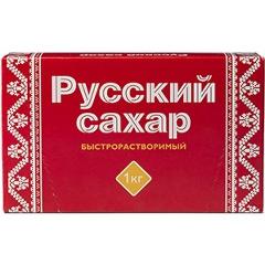 Сахар-рафинад Русский Сахар, белый, 1 кг