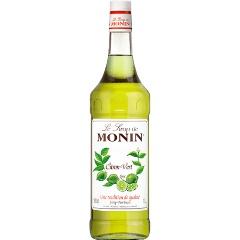 Сироп Monin Зеленый лимон, стекло, 1л