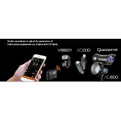 93bb55f45e99e Вспышка Godox A1 для смартфона Изображение 4 - купить в интернет магазине с  доставкой, цены
