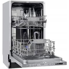 Посудомоечная машина узкая Weissgauff BDW 4543 D Изображение 3 - купить в интернет магазине с доставкой, цены, описание, характеристики, отзывы