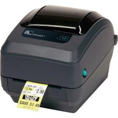 Термотрансферный принтер этикеток Zebra GK 420t