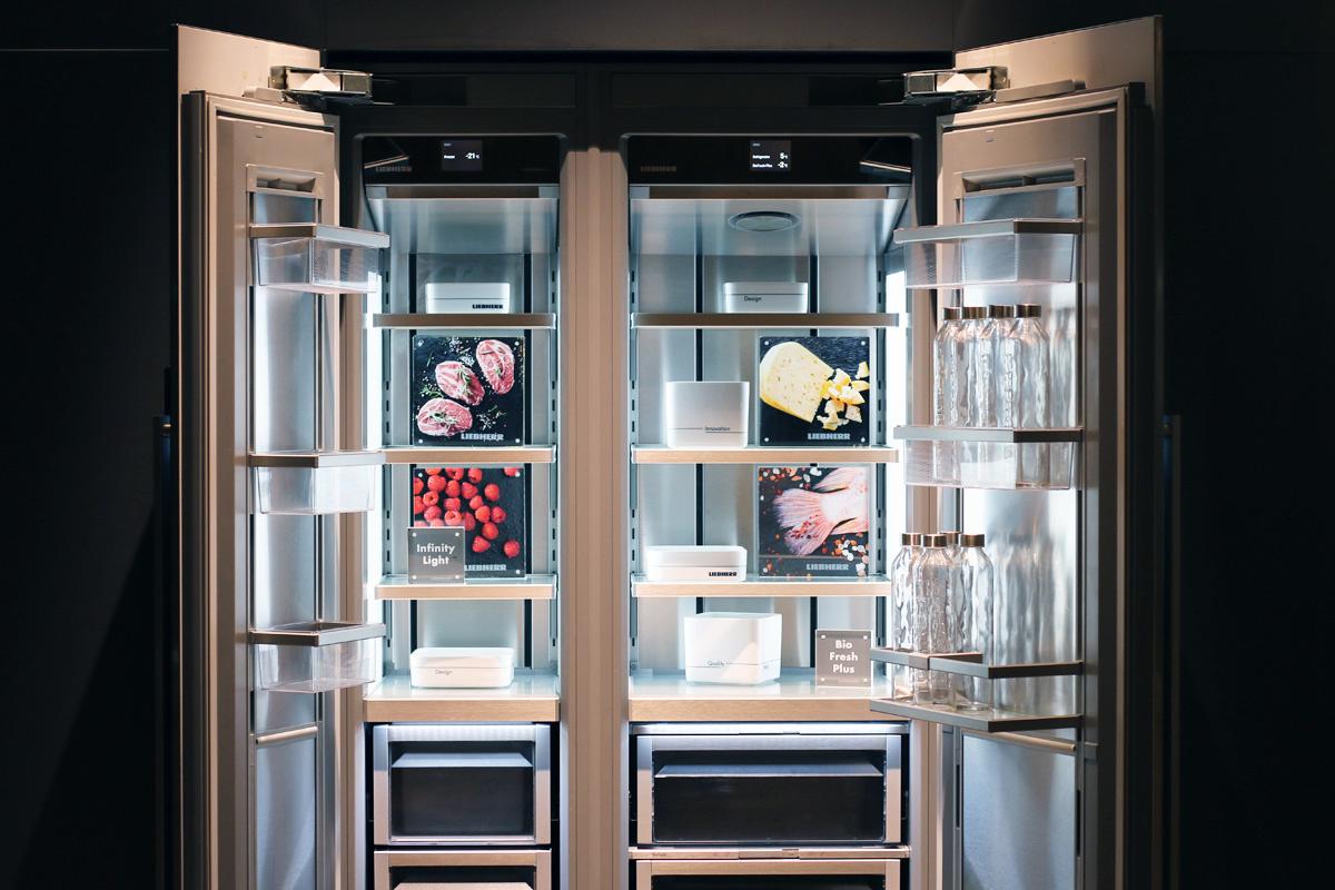 Холодильники LIEBHERR, представленные на выставке IFA2018 — ОНЛАЙН