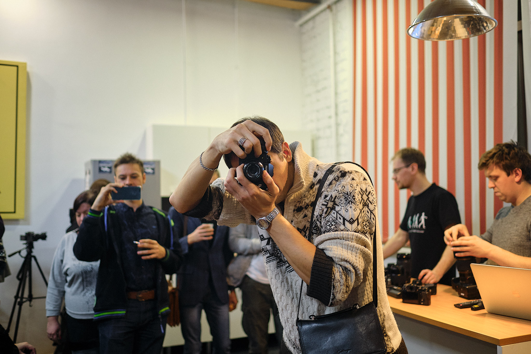 Мастер классы для фотографов в москве