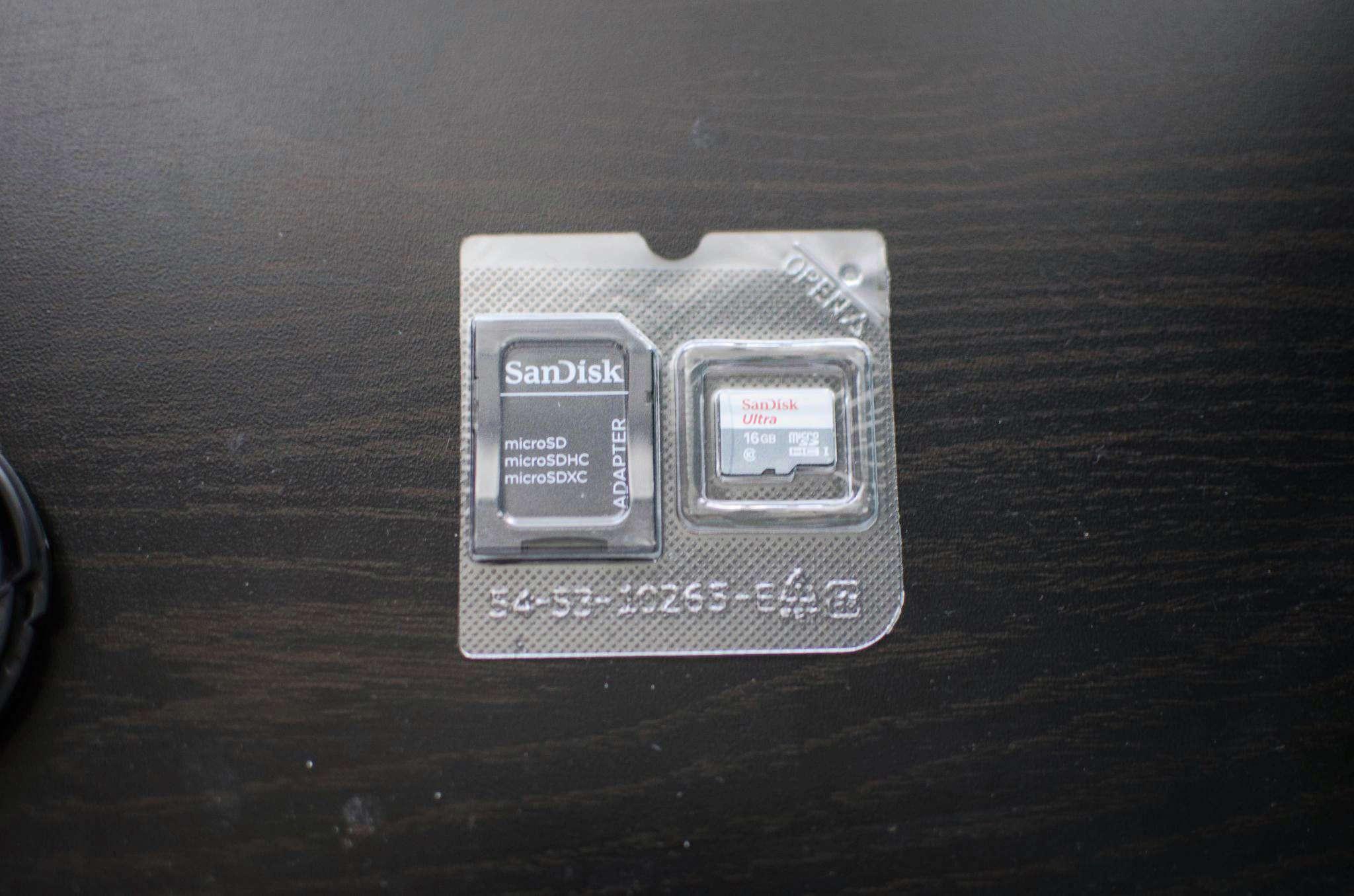 Sandisk Ultra Microsdhc 16gb Class 10 Uhs I 48 Mb S Micro Sd New 1 Sdsqunb Karta Pamyati Adp 016g Gn3ma 1500913154