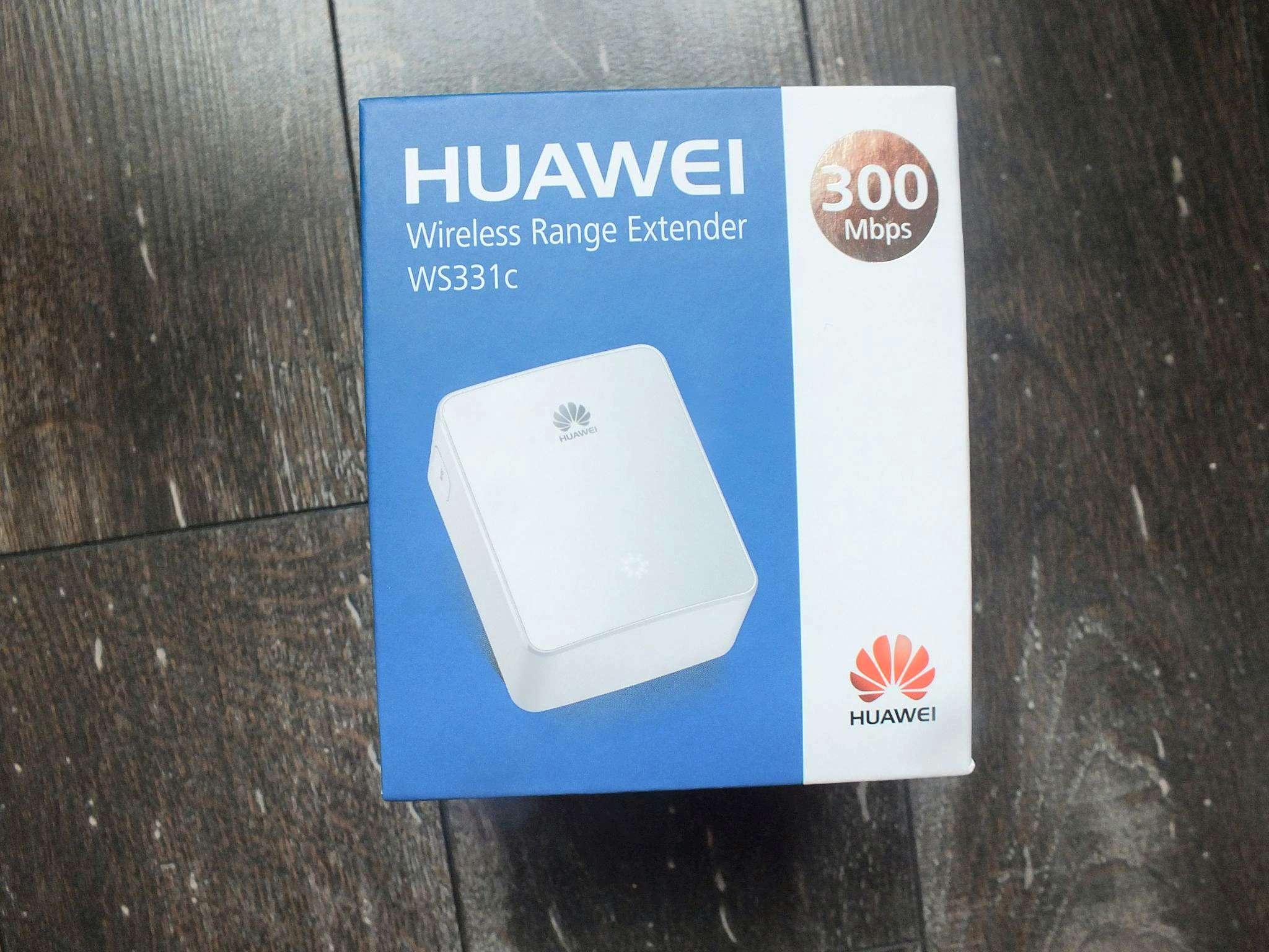Wi Fi Huawei Ws331c 80211n 24 Ghz 300 Mbps Wireless Range Extender