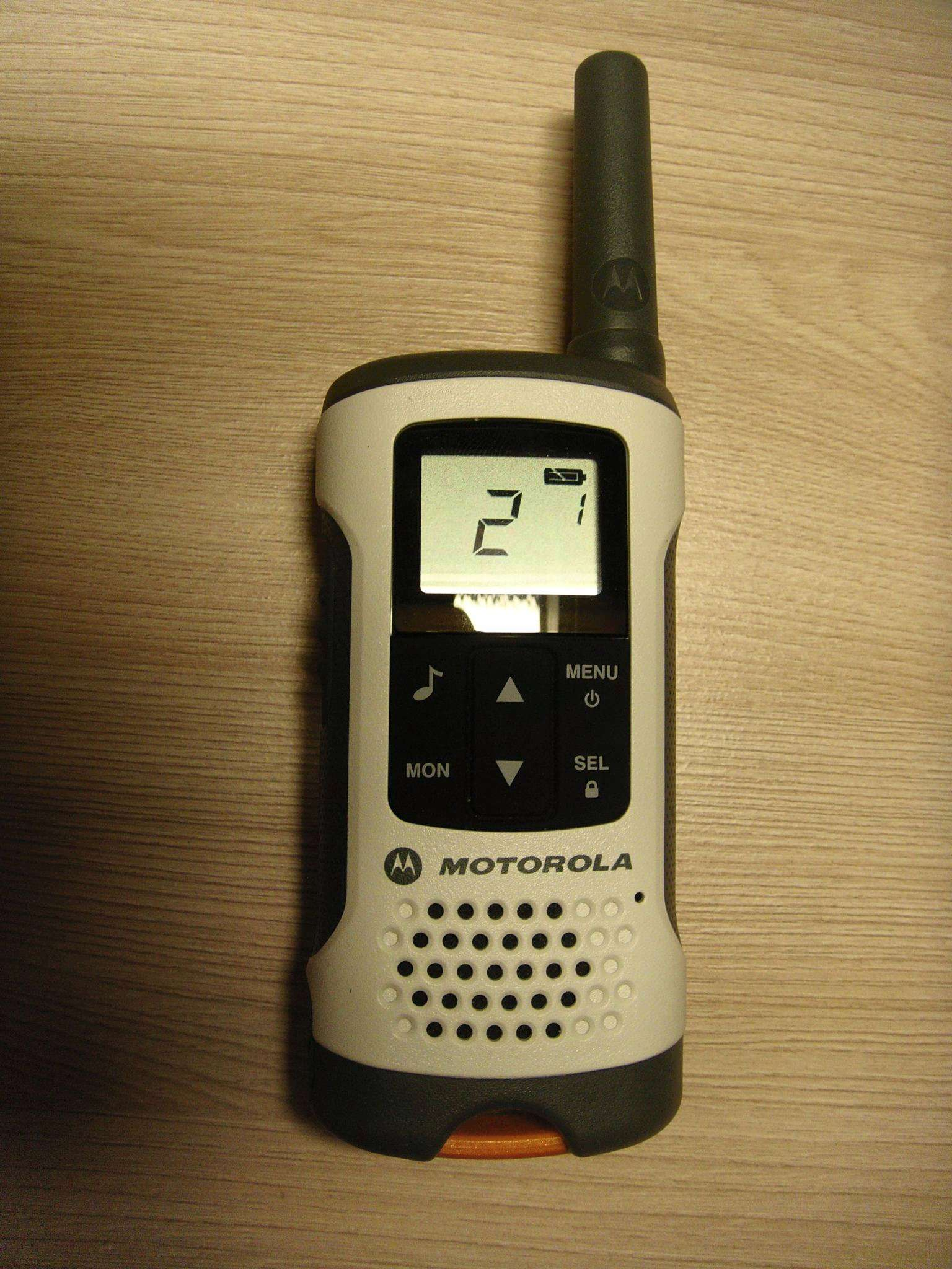 радиостанция motorola tlkr t60 инструкция