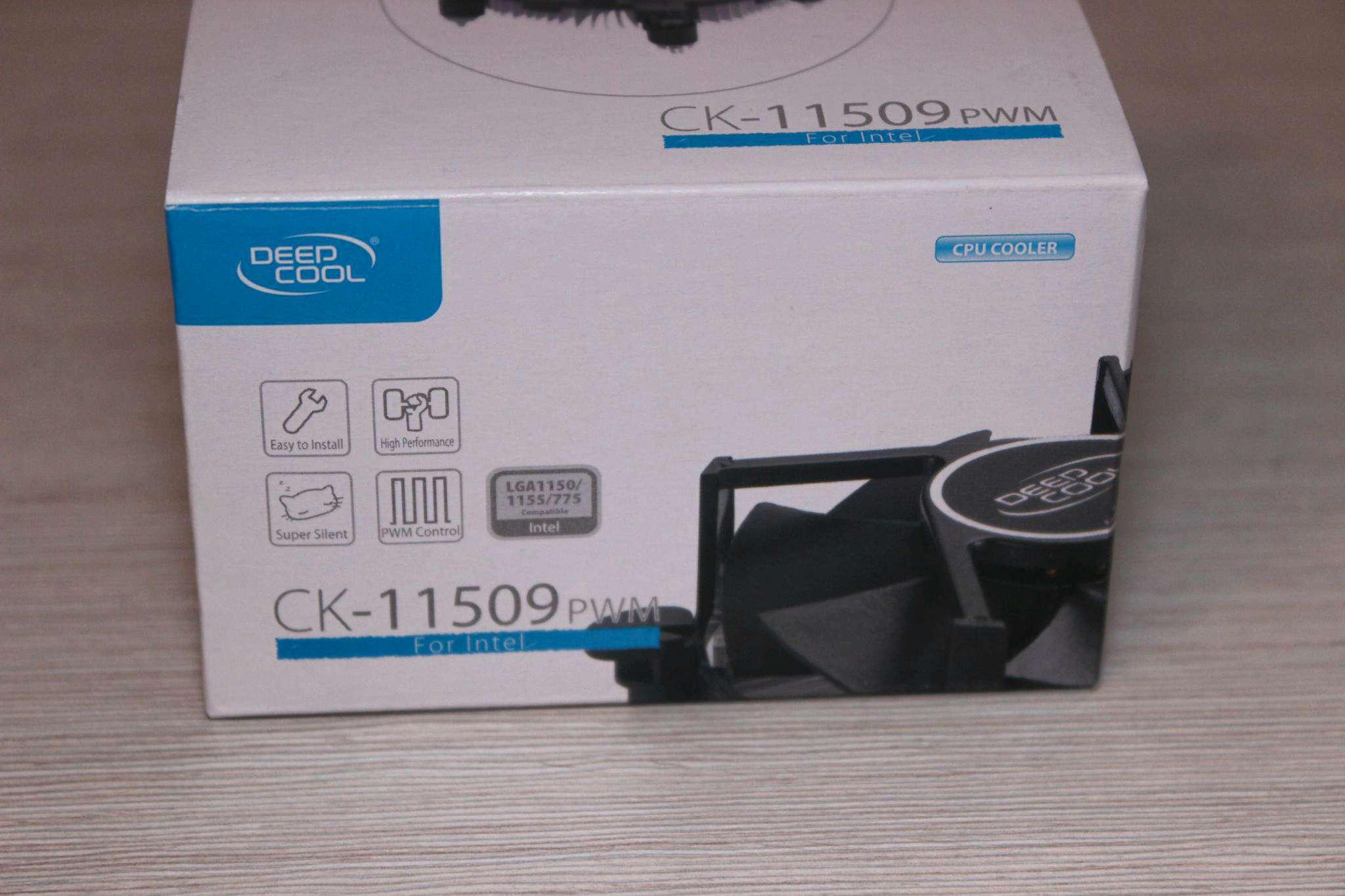 Deepcool Ck 11509 Pwm Box Deep Cool Z5