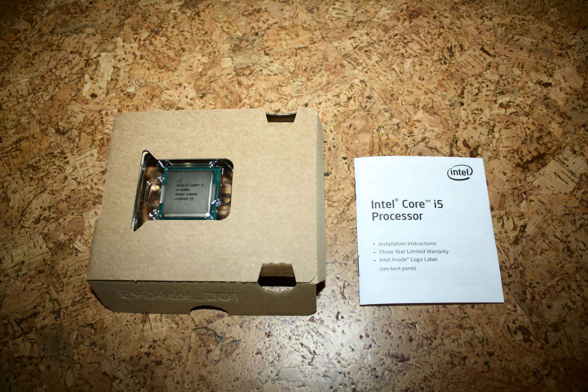 Intel Core I5 6600k Lga1151 Box Skylake Processor 35 Socket 1151 Protsessor 1443190058 1 1443190065