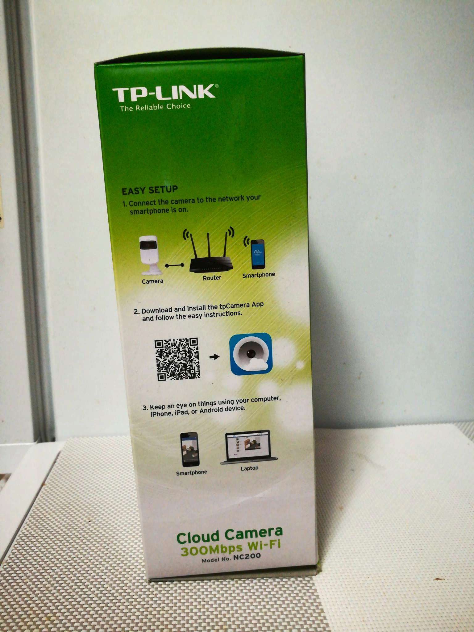 Сетевая интернет-камера TP-LINK NC200