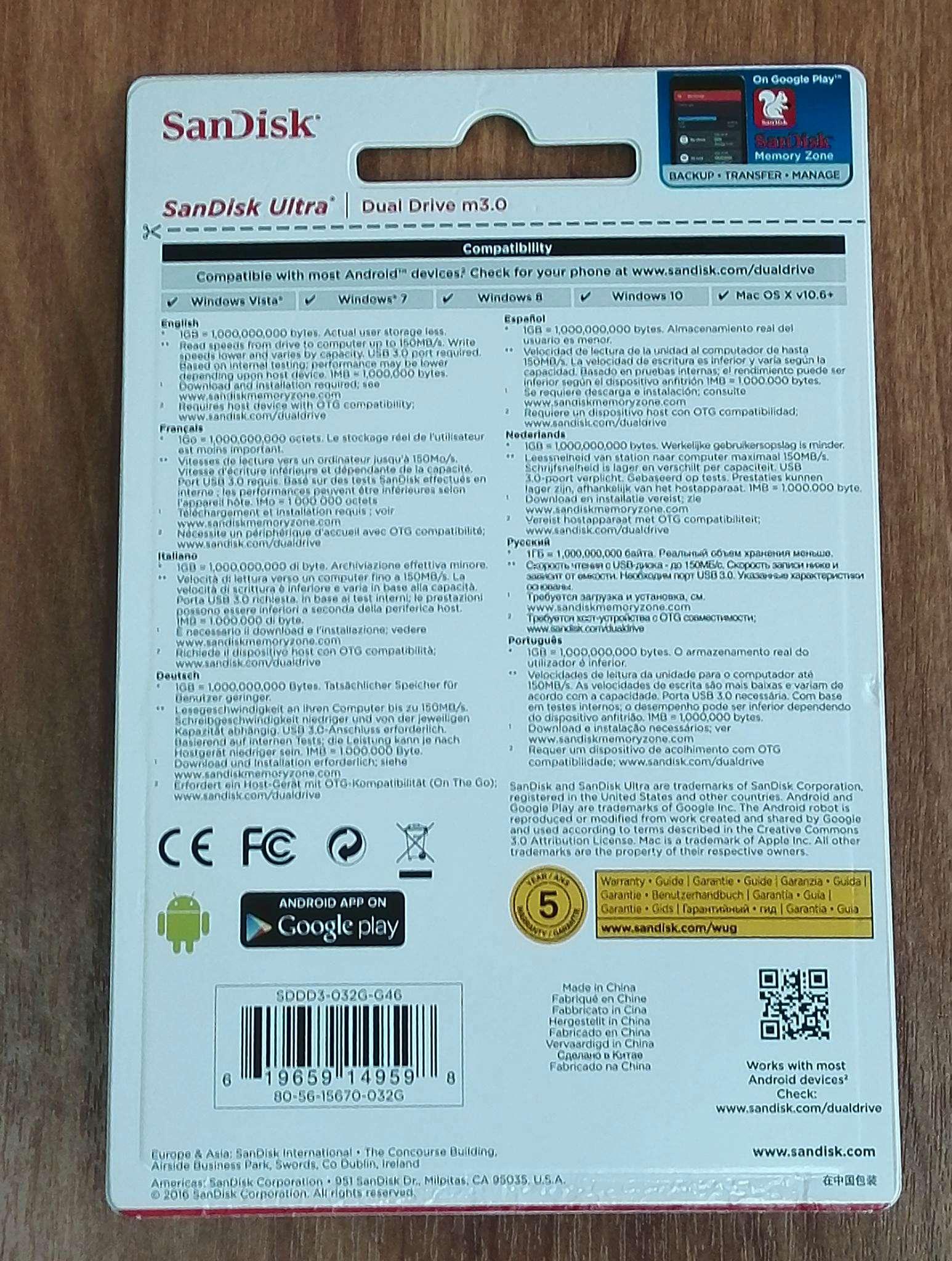 Usb Sandisk Ultra Dual Drive M30 32gb 150 30 Mb S Fleshka 1516089247 1