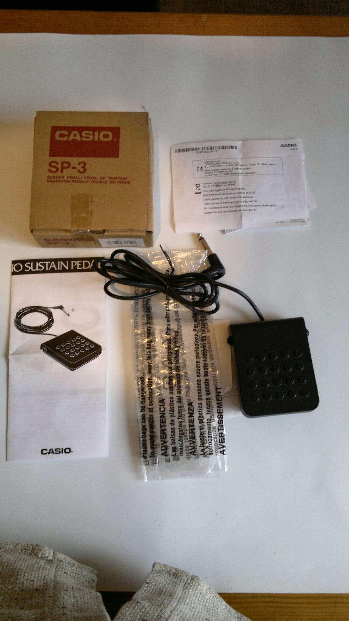 0b8a9a5ad9b Педаль сустейн Casio SP-3H — купить в интернет-магазине ОНЛАЙН ТРЕЙД.РУ