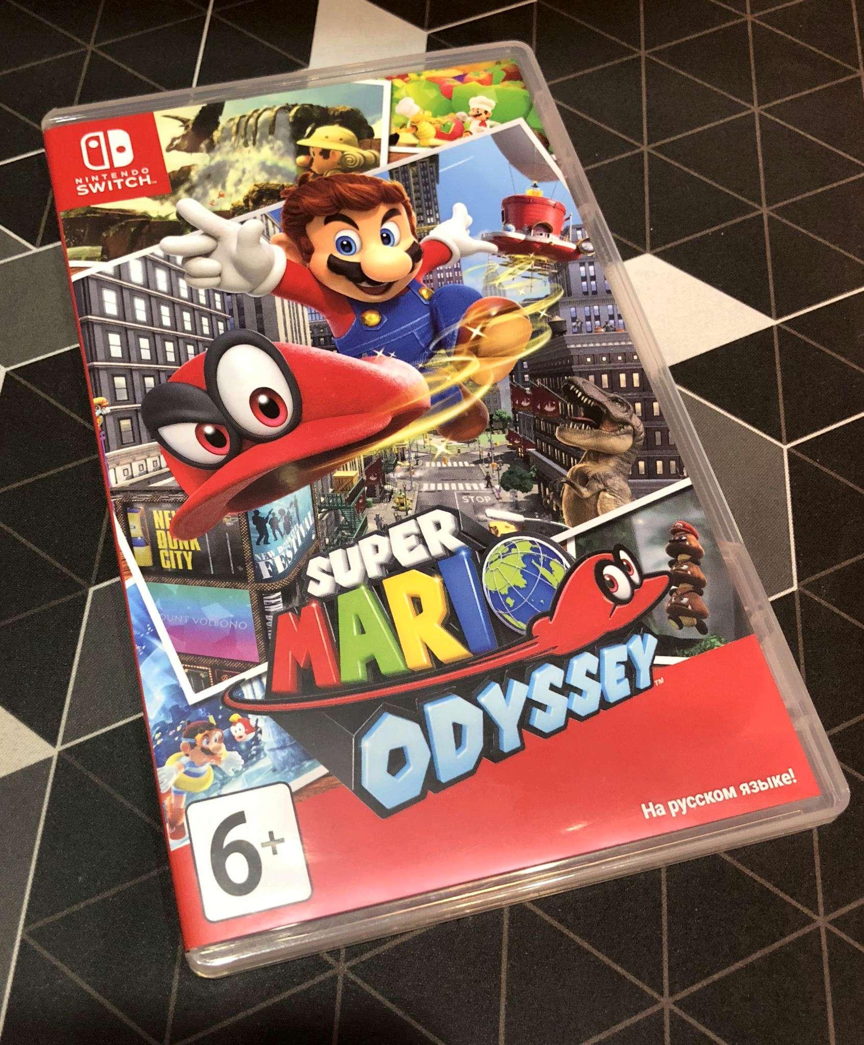 Nintendo Switch Super Mario Odyssey Switchsuper Igra Dlya Russkaya Versiya 1522918665 1jpeg