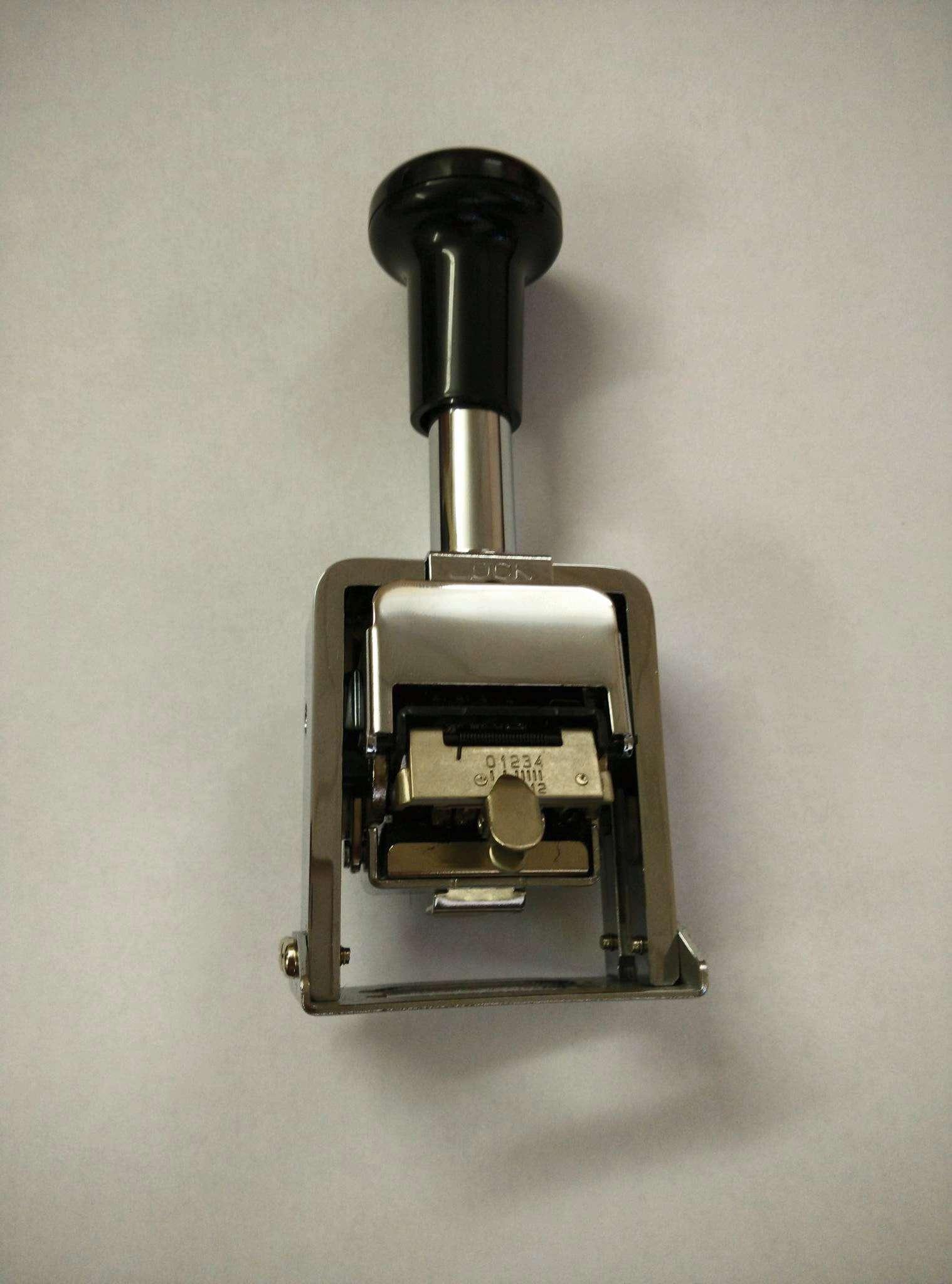 автоматический нумератор kw trio 20600 инструкция