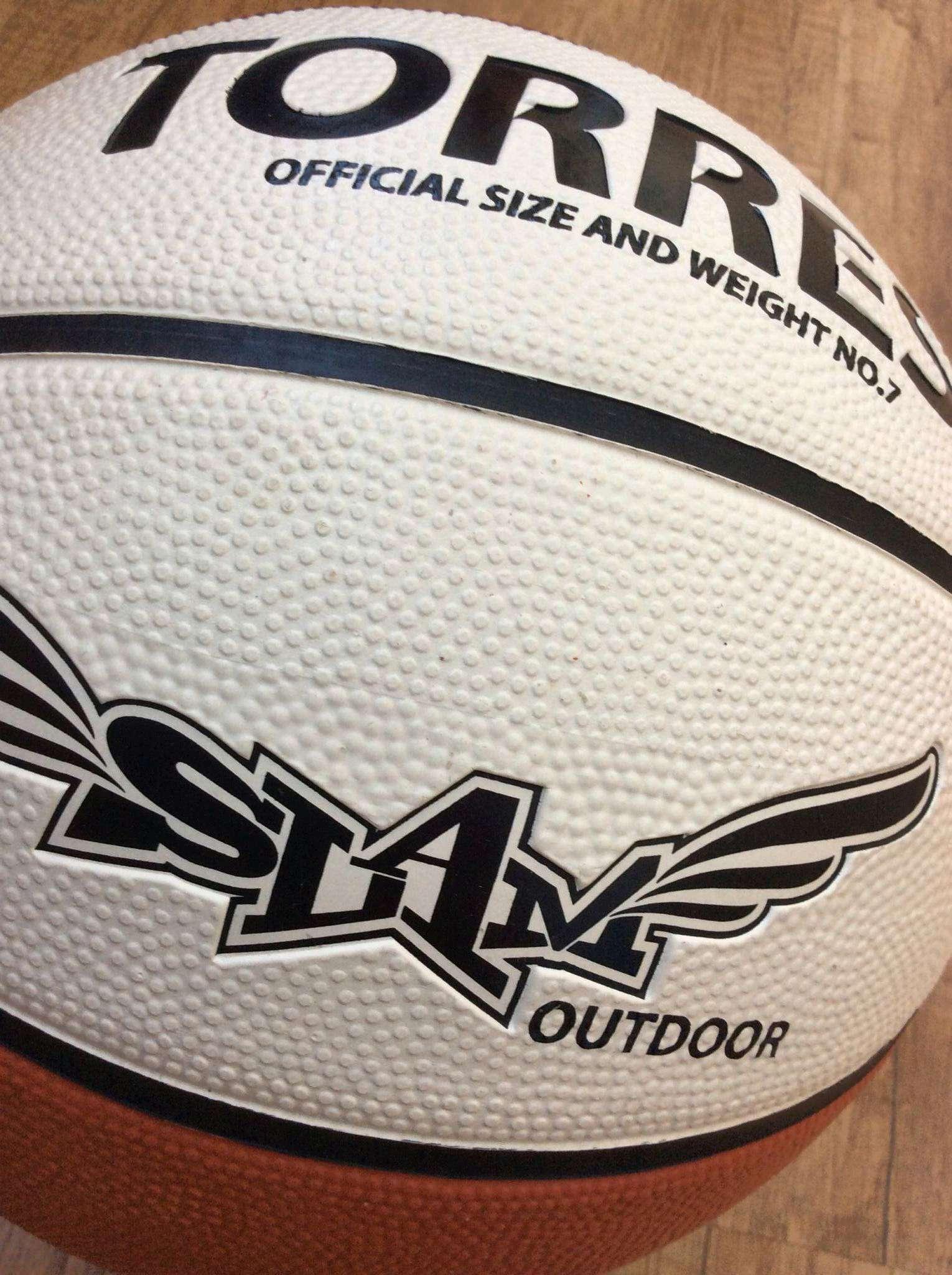 81de9ea5 Мяч баскетбольный TORRES Slam B00067, размер 7 — купить в интернет ...