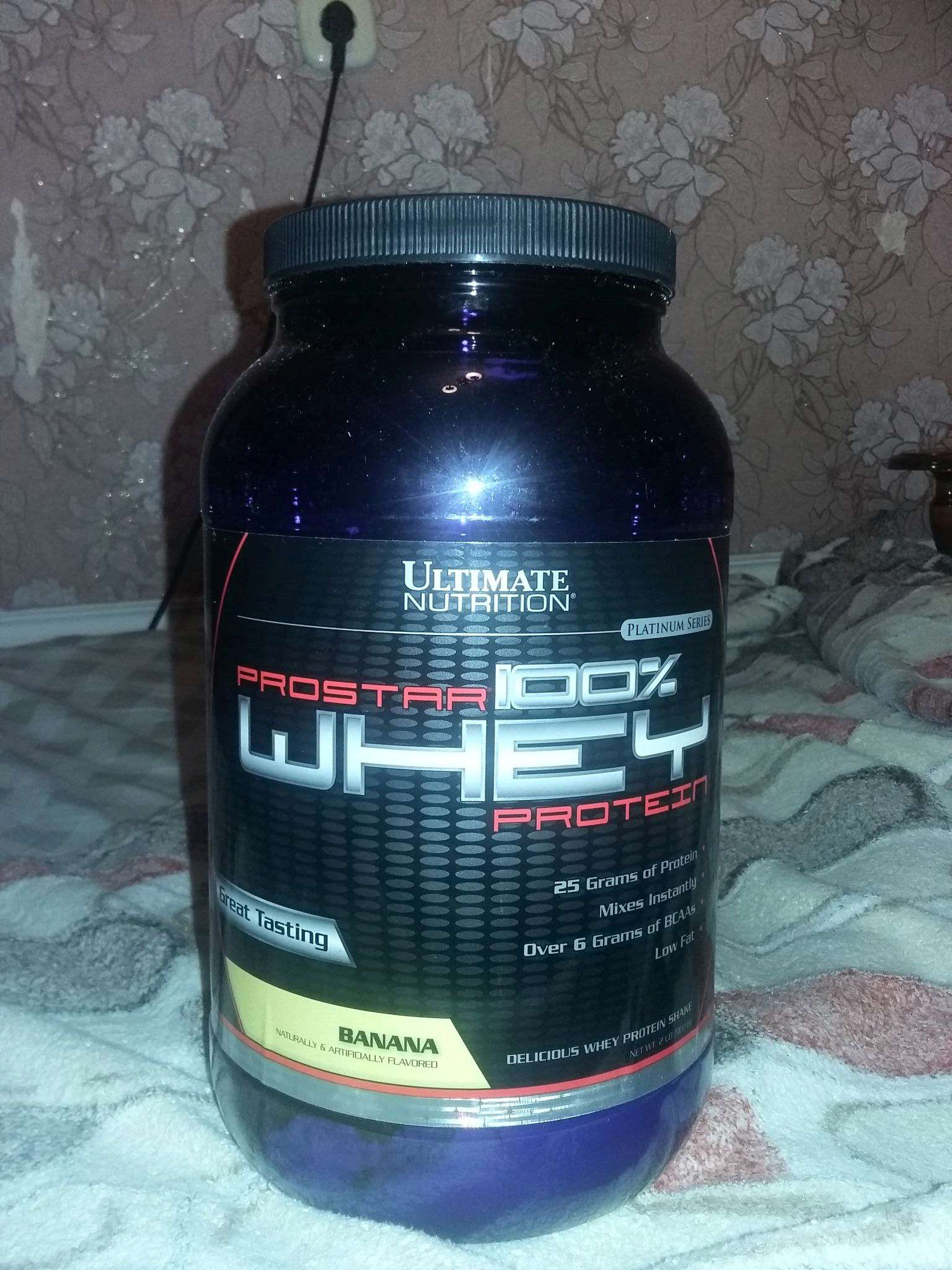 Ultimate Nutrition Prostar Whey Protein 2lb 10 Lb