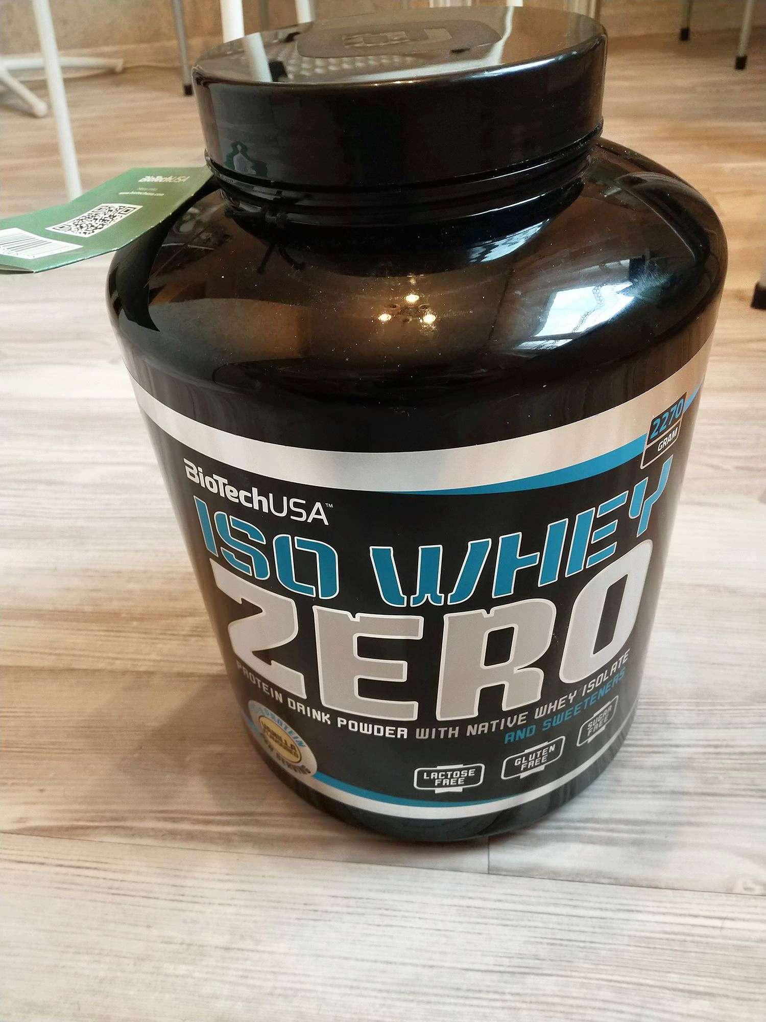 biotech iso whey zero lactose free отзывы