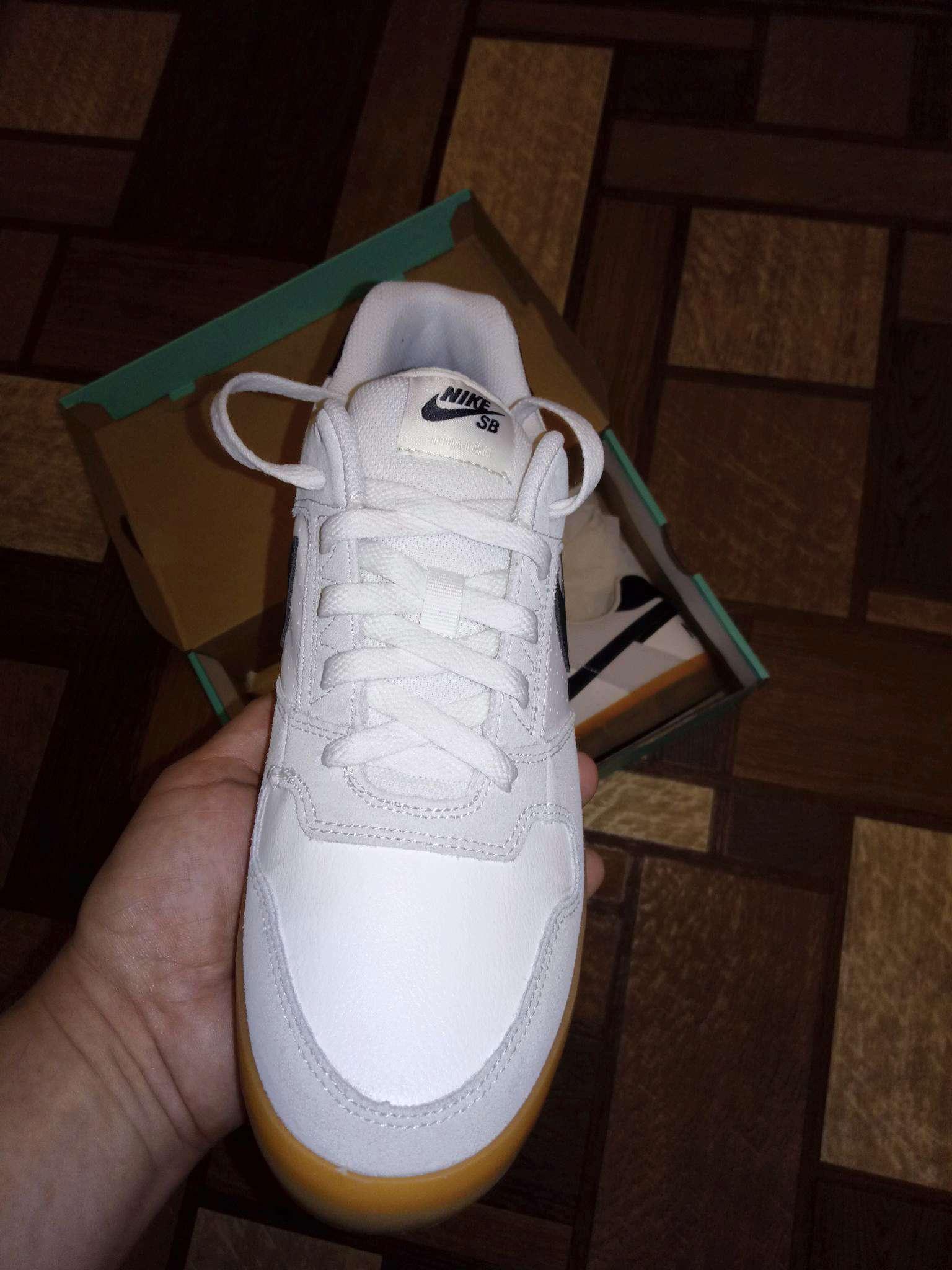 b0c43574660a Кеды NIKE 942237-101 SB Delta Force Vulc Skateboarding Shoe мужские ...