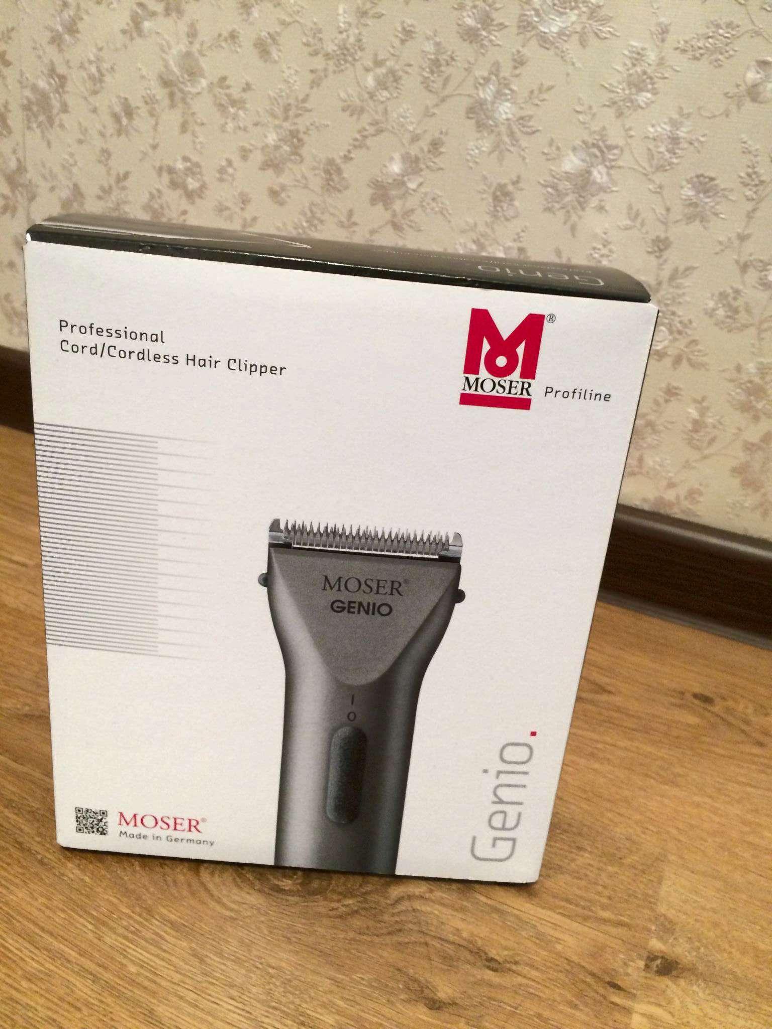 Отзывы о машинке для стрижки волос мозер