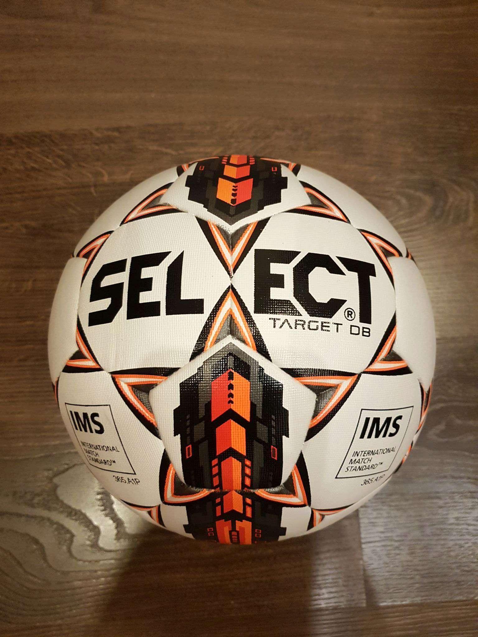 91eab7c97 Мяч футбольный SELECT Target DB р.5