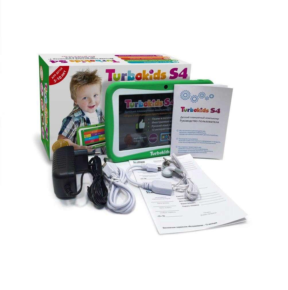 инструкция к детскому планшету turbo kids 2.0