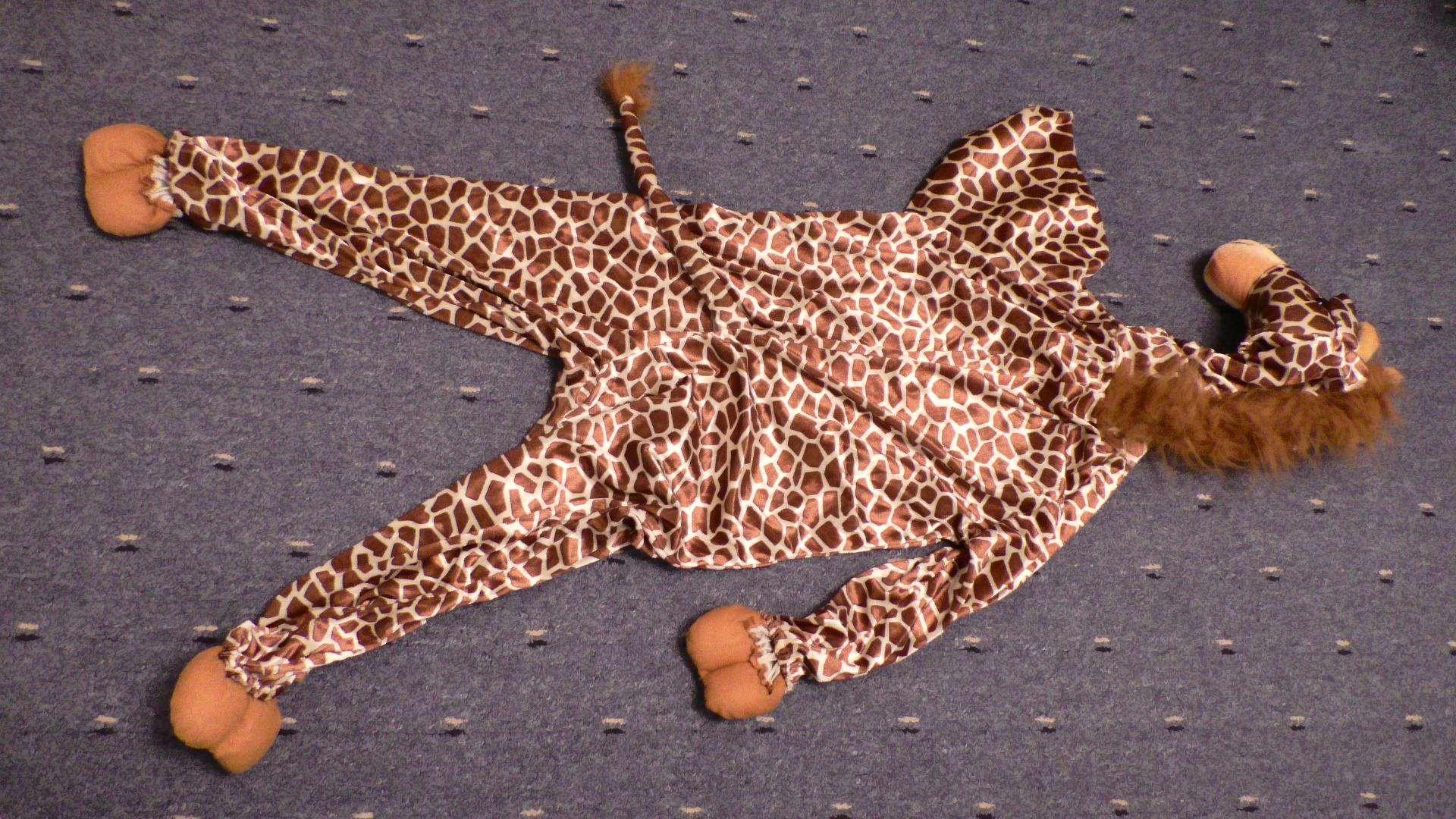Карнавальный костюм WINTER WINGS N02384 Жираф комбинезон 5-7 лет ... 6c72763380aaf