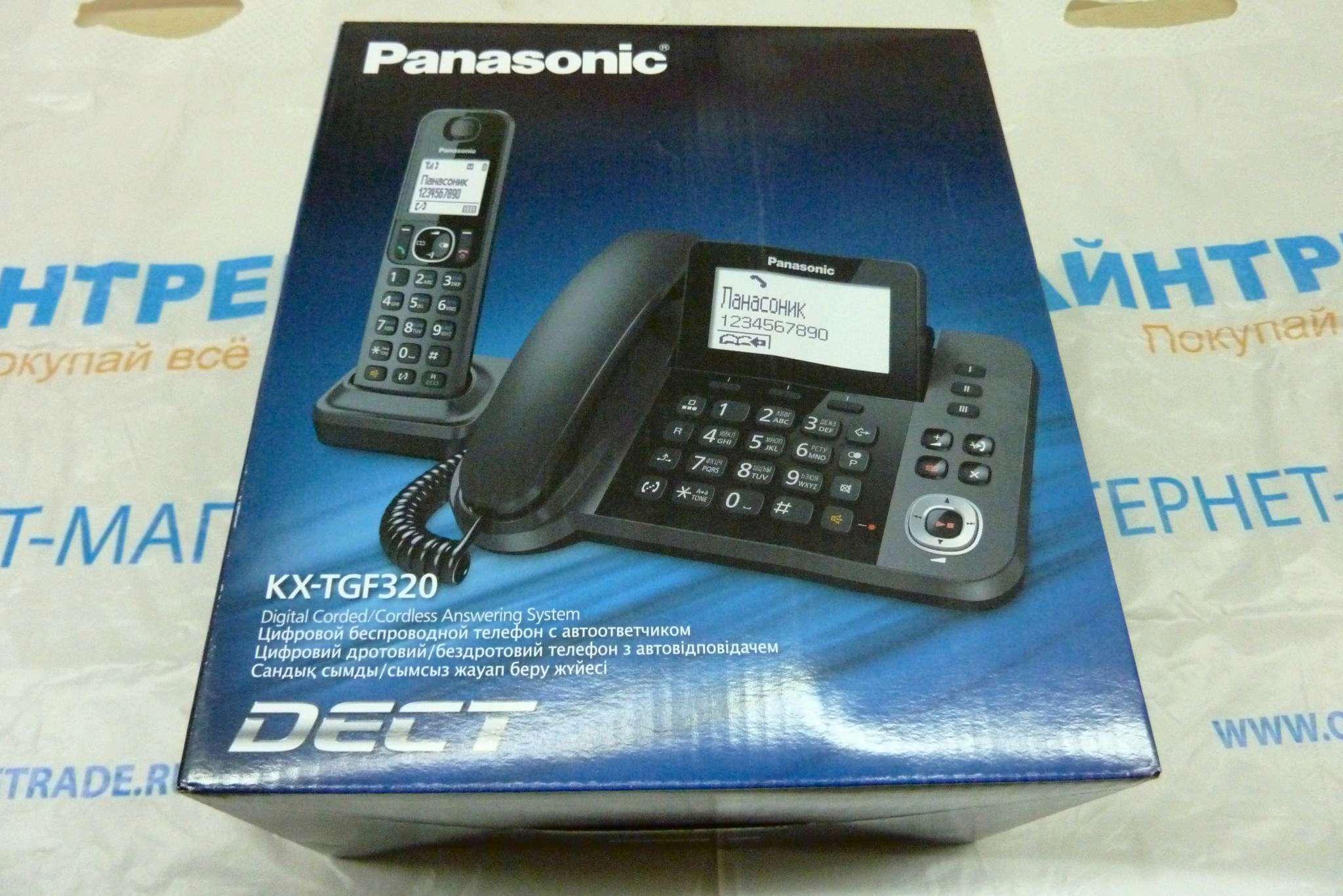 телефон panasonic kx tg1611ua инструкция