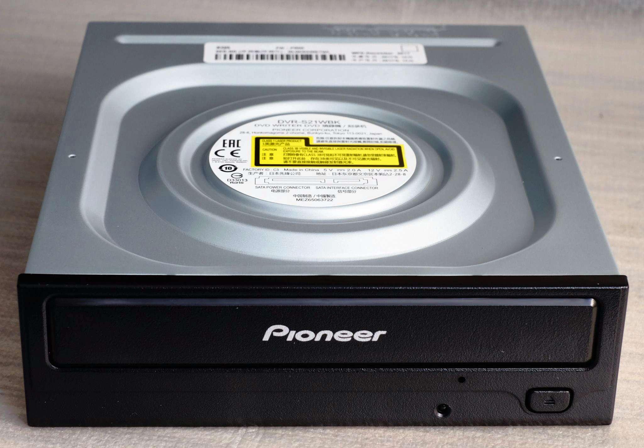 PIONEER DVD-RW DVR 216D ATA DEVICE DRIVER WINDOWS