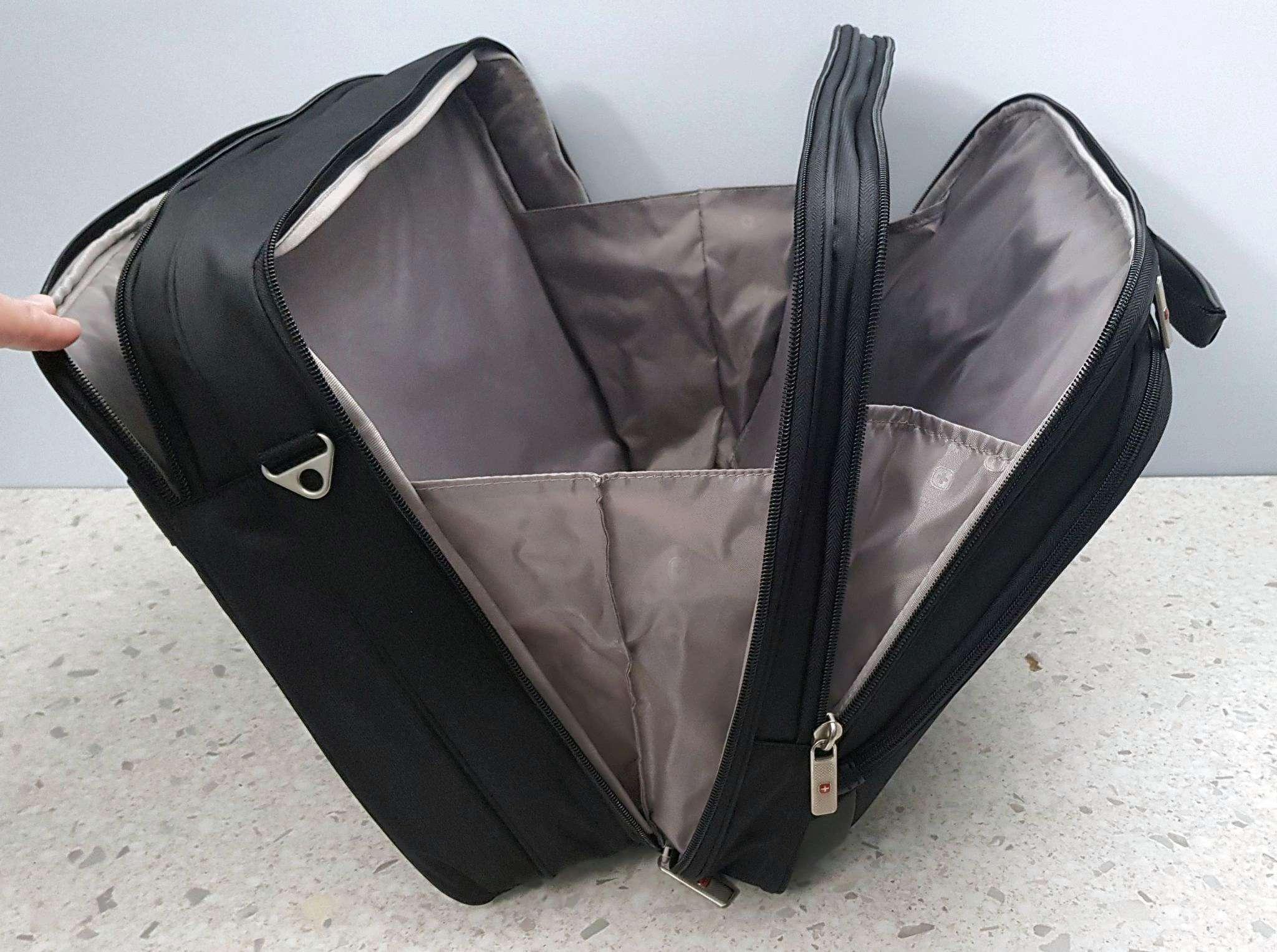 2cbd54bf9101 Сумка для ноутбука WENGER 72992298, черный, (до 17.0) — купить в ...