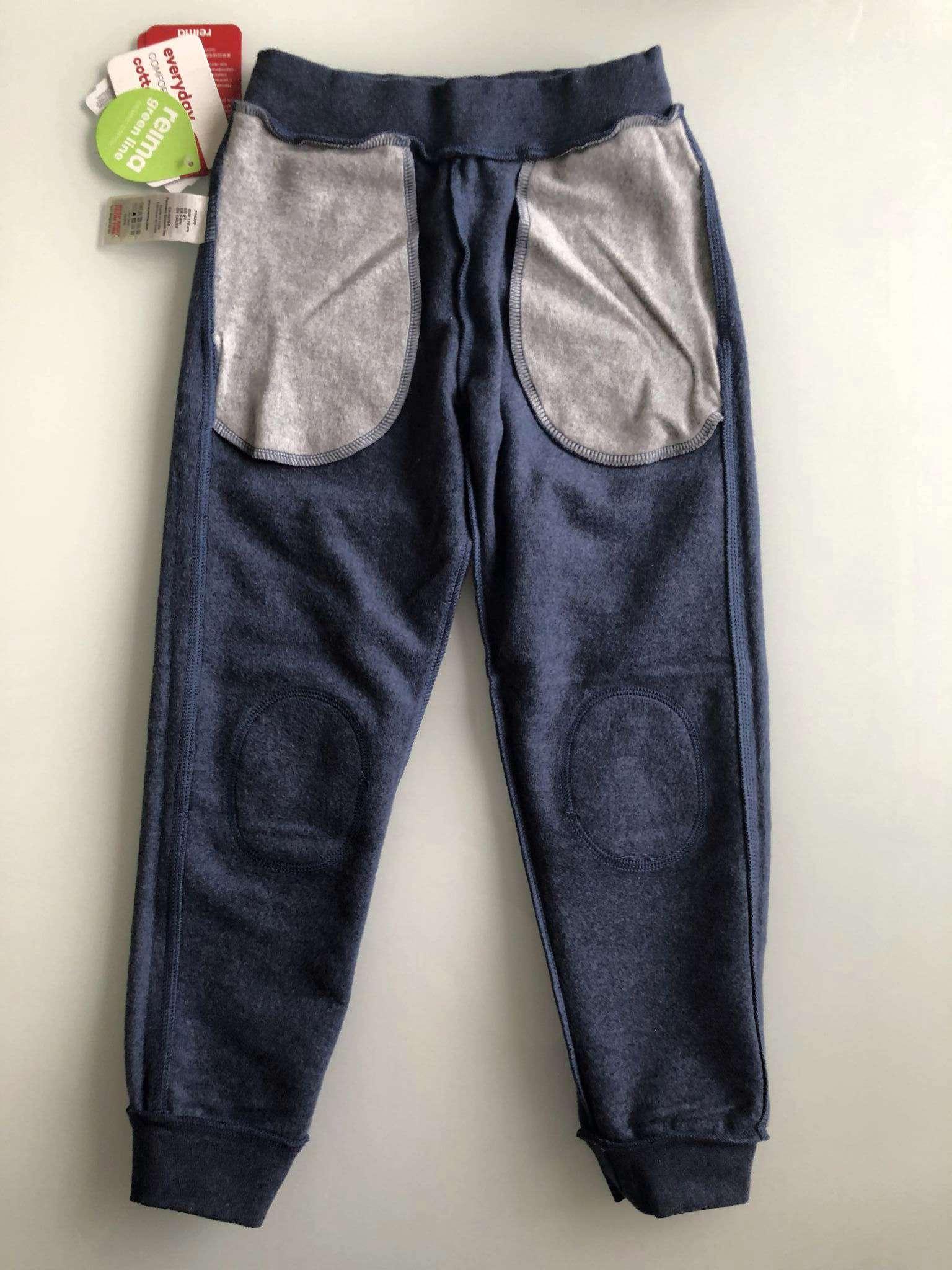 d9e2d0871bbd Брюки REIMA 516395-6790-116 для мальчика, цвет синий, размер 116 ...