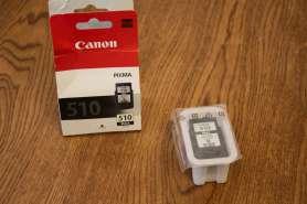 Чем заправить картридж canon 510 в домашних условиях 528