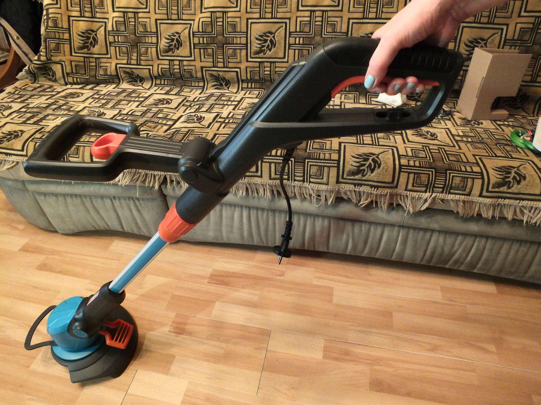 триммер электрический Gardena Easycut 400 25